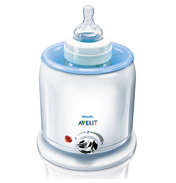 Philips Avent Express Baby Bottle Food Warmer