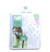 Zorbit Sleeping Bag Pretty Petals 0 - 6 Months