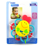 Buzzing Bee Massaging Teether