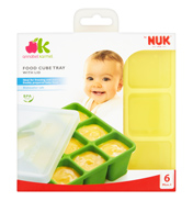 Annabel Karmel by NUK Food Cube Tray