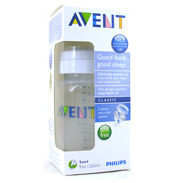 Avent Classic 260ml/9oz Double Pack BPA Free (PP…