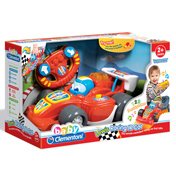 Clementoni Baby Lewis Racing IR Car