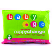 Koo-Di Baby Go Disposable Nappy Change