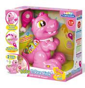 Clementoni Baby T-Rex Pink