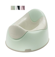 Beaba Pastel Ergonomic Potty in Black & White