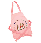 Flopsy, Mopsy & Cottontail Child's Apron