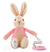 Beatrix Potter My First Flopsy Bunny Attachable…