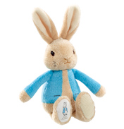 Beatrix Potter My First Bean Rattle PETER RABBBIT