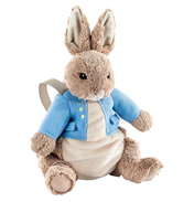 Beatrix Potter Peter Rabbit Plush Backpack