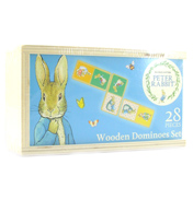 Beatrix Potter Wooden Dominoes Set