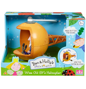 Ben & Holly Wise Old Elf's Helicopter