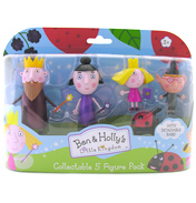 Ben & Holly's Little Kingdom Collectable 5…