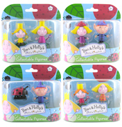 Ben & Holly's Collectable Figures