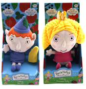 Ben & Holly's Collectable Talking Plush…
