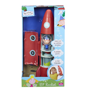 Ben & Holly's The Elf Rocket Playset