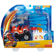 Blaze and The Monster Machines Die-Cast Playset