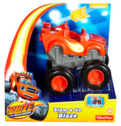 Blaze and The Monster Machines Slam & Go Vehicle