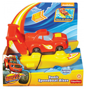 Blaze and The Monster Machines Sonic Speedboat…
