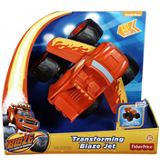 Blaze and The Monster Machines Tranforming Blaze Jet