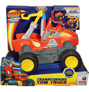 Transforming Tow Truck