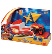 Blaze and The Monster Machines Die-Cast Turbo Launcher