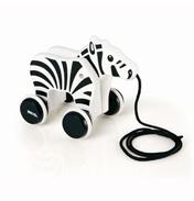 BRIO Pull-Along Zebra