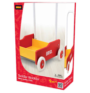 Brio Red Toddler Wobbler