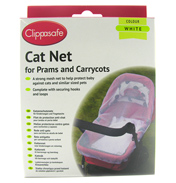 Clippasafe Cat Net for PRAMS and Carrycots