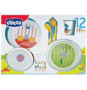 Chicco Easy Meal Decorated 5 Piece Meal Set