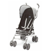 Chicco Snappy Stroller in Liquorice