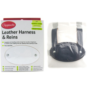 Clippasafe Leather Harness & Reins