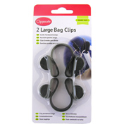 Clippasafe Pram Bag Clips- 2 Pack