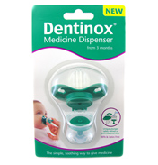 Dentinox Medicine Dispenser Soother