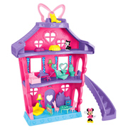 Disney Minnie Mouse Polka Dot House