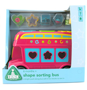 Early Learning Centre Shape Sorting Bus