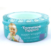 Tommee Tippee Sangenic Nappy Disposal Single…
