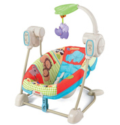 Fisher Price Luv U Zoo Spacesaver Swing