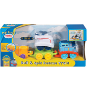 My First Thomas & Friends Roll & Spin Rescue Train