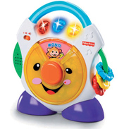 Fisher Price Laugh & Learn Learning CD Player