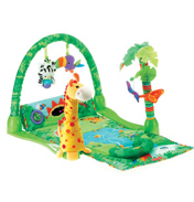 Fisher Price Rainforest 1 2 3 Musical Gym