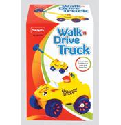 Funskool Walk 'n Drive Truck