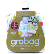 Grobag Scribble Travel 1.0 Tog Baby Sleep Bag 0-6…