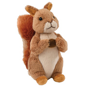 Gund Beatrix Potter Squirrel Nutkin Small Plush