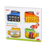 Halilit Mini Orchestra 4 Pack