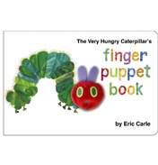 The Very Hungry Caterpillar Finger Puppet Book