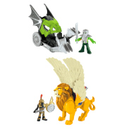 Imaginext Castle Characters