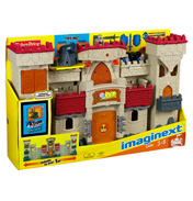 Imaginext Castle Playset