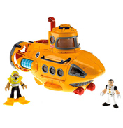 Imaginext Ocean Submarine
