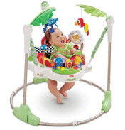 Fisher Price Rainforest Jumperoo Activity Centre