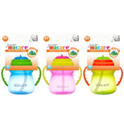 Junior Macare Silicone Straw Sipper